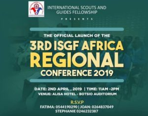 3RD ISGF-AISG AFRICAN CONFERENCE – GHANA 2019