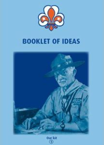 Booklet of Ideas